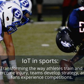 IoT is Bringing Smart Changes to Sports: Here's What You Need to Know