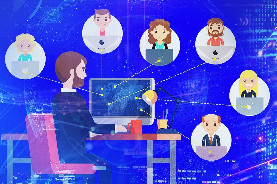 The Challenges of Managing Remote Workers and Team Members