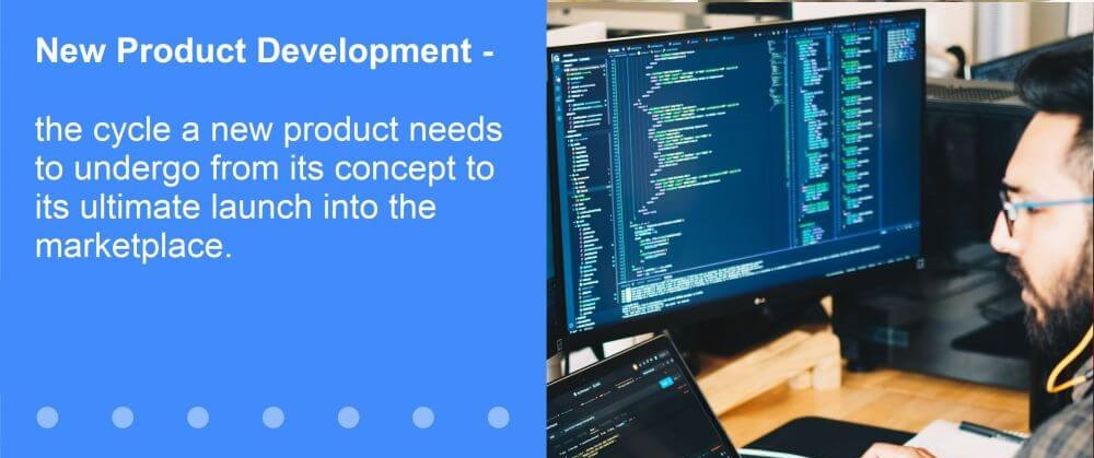 new product development process definition