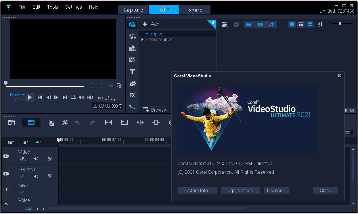 Windows Tool for Beginners - Corel