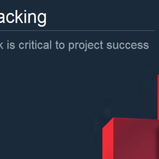 Five tips on project tracking - how to stay on track of your project