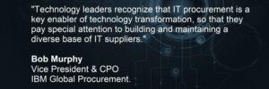 IT Supplier and Procurement Diversity