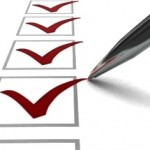 business investing checklist