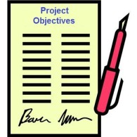 project objectives document
