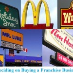 buying a business franchise