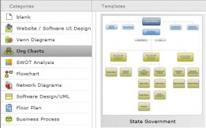 Gliffy.com diagram software