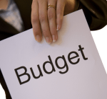 Project Budget Sheet