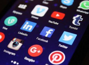 Advertise on social media
