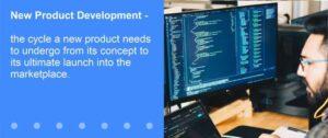 new product development process definition